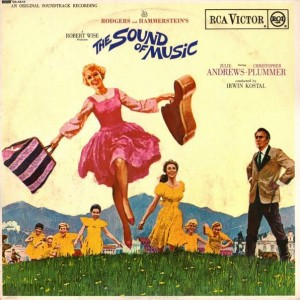 Rodgers & Hammerstein Starring Julie Andrews • Christopher Plummer Conducted By Irwin Kostal - The Sound Of Music (An Original Soundtrack Recording) - RCA Red Seal - SB 6616, RCA Red Seal - SB-6616, RCA Victor - SB 6616, RCA Victor - SB-6616