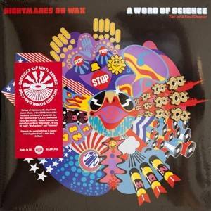 Nightmares On Wax - A Word Of Science (The 1st & Final Chapter) - Warp Records - WARPLP4R