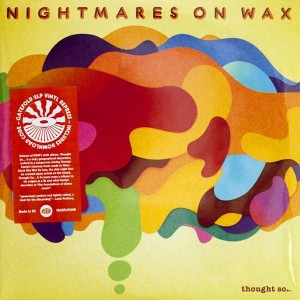 Nightmares On Wax - Thought So... - Warp Records - WARPLP159R