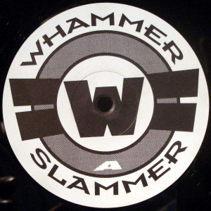 Warp 9 - Whammer Slammer - Dance Street - DST 1241-12