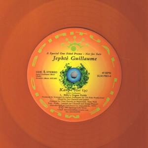 Jephté Guillaume - Kanpe (Get Up) - Spiritual Life Music - SLM PRO-4