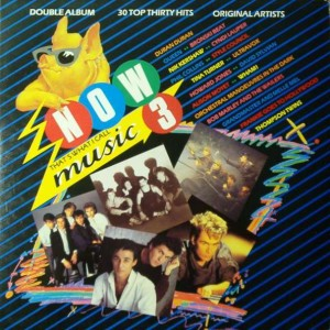 Various - Now That's What I Call Music 3 - EMI - NOW 3, Virgin - NOW 3