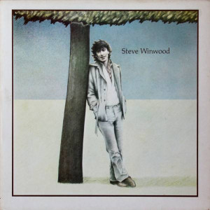 Steve Winwood - Steve Winwood - Island Records - ILPS 9494