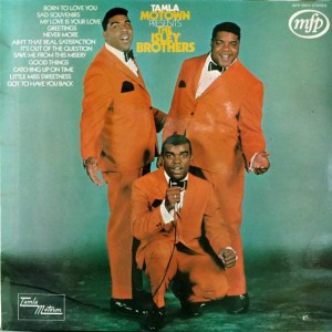 The Isley Brothers - Tamla Motown Presents The Isley Brothers - Music For Pleasure - MFP 50014