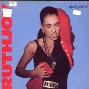 Ruth Joy - Don't Push It - MCA Records - RJOYT 1