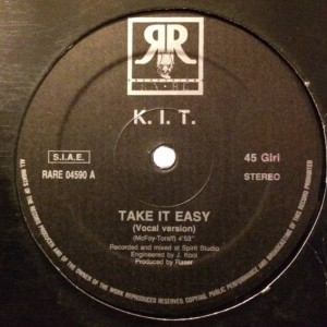 K.I.T. - Take It Easy - RA - RE Productions - RA.RE 04590