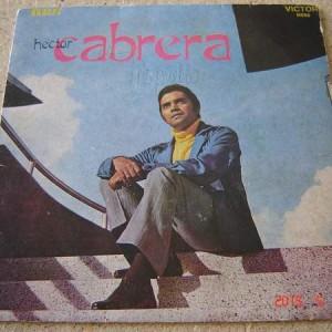Hector Cabrera - Yo Y La Rosa - RCA Victor - TP-546