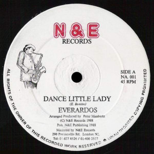 Everardos - Dance Little Lady - N&E Records - NA. 001