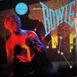 David Bowie - Let's Dance - EMI America - AML 3029, EMI America - 0C 062-400 165