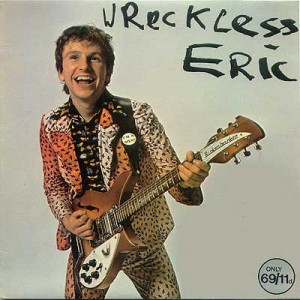 Wreckless Eric - Wreckless Eric - Stiff Records - SEEZ 6