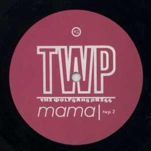 The Wolfgang Press - Mama - 4AD - TWP 2