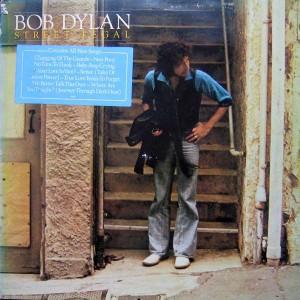 Bob Dylan - Street-Legal - CBS - CBS 86067, CBS - 86067