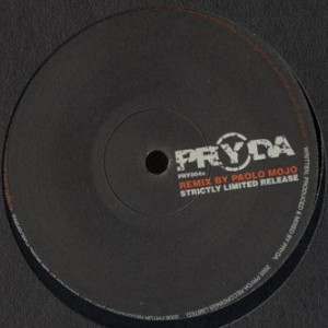 Pryda - Aftermath (Remix By Paolo Mojo) - Pryda Recordings - PRY004x