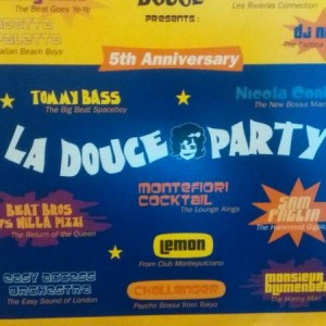 Various - La Douce Party - 5th Anniversary - Irma - 503085-1