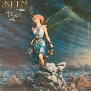 Toyah - Anthem - Safari Records - VOOR 1