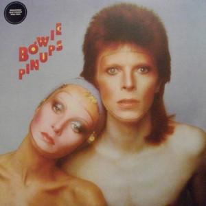 David Bowie - Pin Ups - Parlophone - DB69736, Parlophone - 0825646289424, Parlophone - 256468942