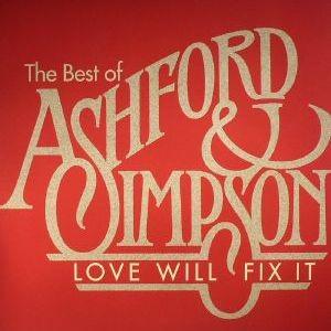 Ashford & Simpson - Love Will Fix It - Groove Line Records - GLRLP 0004