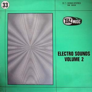 Bernard Estardy - Electro Sounds Volume 2 - Tele Music - TM 3033