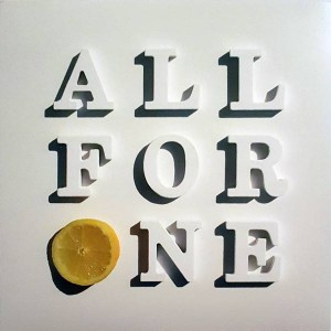 The Stone Roses - All For One - Virgin EMI Records - VS 2138
