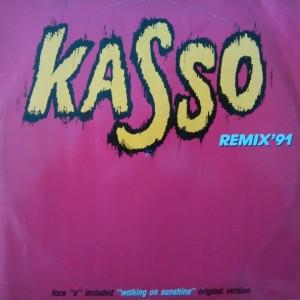 Kasso - Walking On Sunshine - Discomagic Records - MIX 489