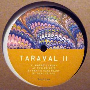 Taraval - II - Text Records - TEXT040