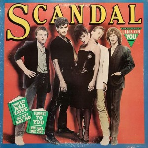 Scandal - Scandal - Columbia - 5C 38194