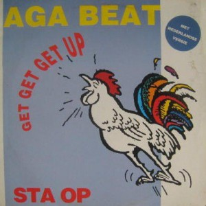 Aga Beat - Get Up / Sta Op - USA Import Music - USA  1112