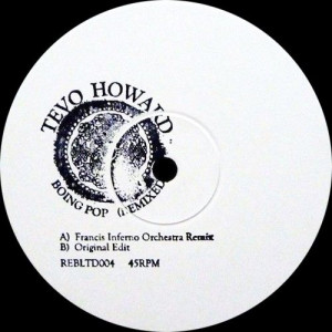 Tevo Howard - Boing Pop (Remixed) - Rebirth - REBLTD004