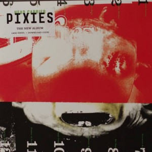 Pixies - Head Carrier  - Pixies Music - PM018LP