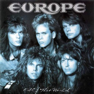 Europe - Out Of This World - Epic - EPC 462449 1