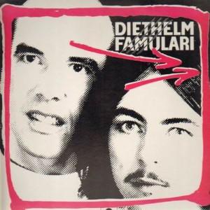 Thomas Diethelm / Santino Famulari - Diethelm/Famulari - Polydor - 813 405-1 2
