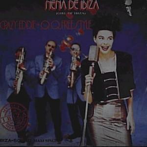 Crazy Eddie & Q.Q. Freestyle - Nena De Ibiza (Girl Of Ibiza) - ZYX Records - ZYX 6381-12