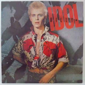Billy Idol - Billy Idol - Chrysalis - CHR 1377
