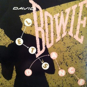 David Bowie - Let's Dance - EMI America - 12EA 152, EMI America - 12 EA 152