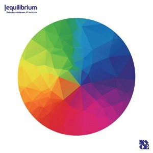 Moodymanc , Lil' Mark , Jcub - Equilibrium - Nicetraxuk - NICE004