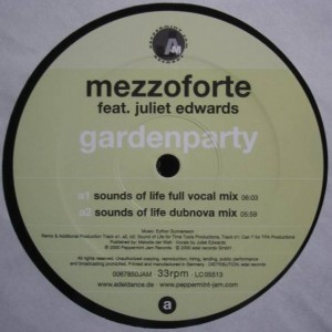 Mezzoforte - Gardenparty - Peppermint Jam - 006785-0 JAM