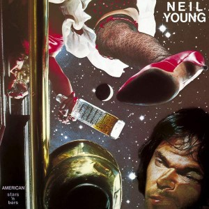 Neil Young - American Stars n' Bars - Reprise Records - 551992-1