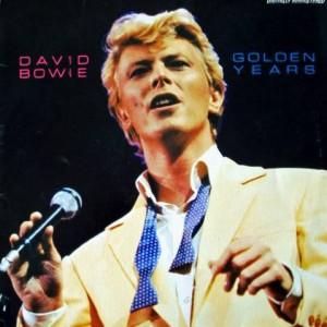 David Bowie - Golden Years - RCA - PL 14792, RCA - BOW LP 4