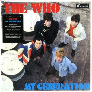 The Who - My Generation - Brunswick - 5372747, Polydor - 5372747, UMC - 5372747