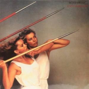 Roxy Music - Flesh + Blood - Virgin EMI Records - ROXYLP7
