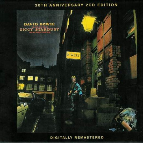 David Bowie - The Rise And Fall Of Ziggy Stardust And The Spiders From Mars - EMI - 7243 5 39826 2 1, EMI - 539 8262