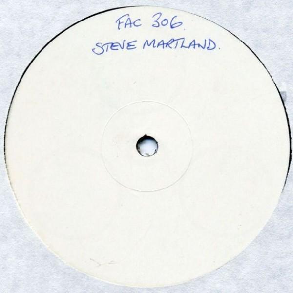 Steve Martland - The World Is In Heaven - Factory - FAC-306 R