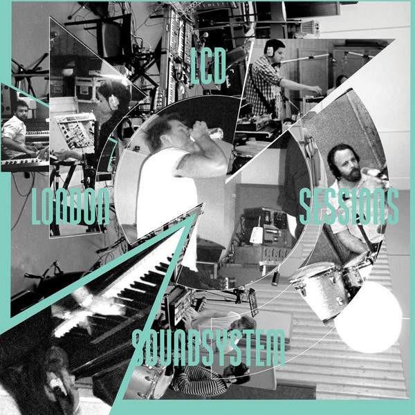 LCD Soundsystem - London Sessions - DFA - 0190295905255, Parlophone - 0190295905255