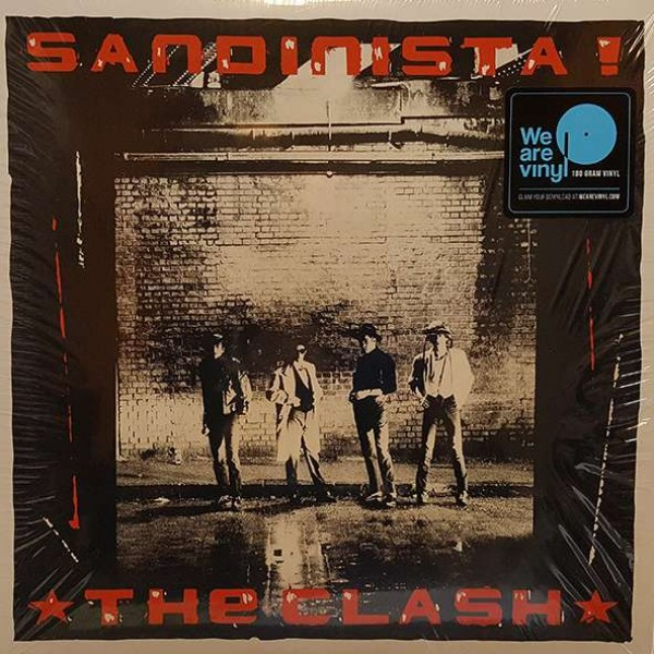 The Clash - Sandinista! - Columbia - 88985435071, Sony Music - 88985435071, Legacy - 88985435071
