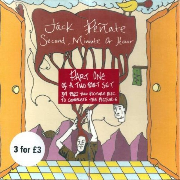 Jack Peñate - Second, Minute Or Hour - XL Recordings - XLS 290A, XL Recordings - XLS290A