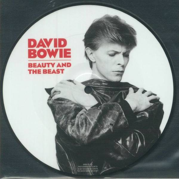 David Bowie - Beauty And The Beast - Parlophone - DBBATB 40