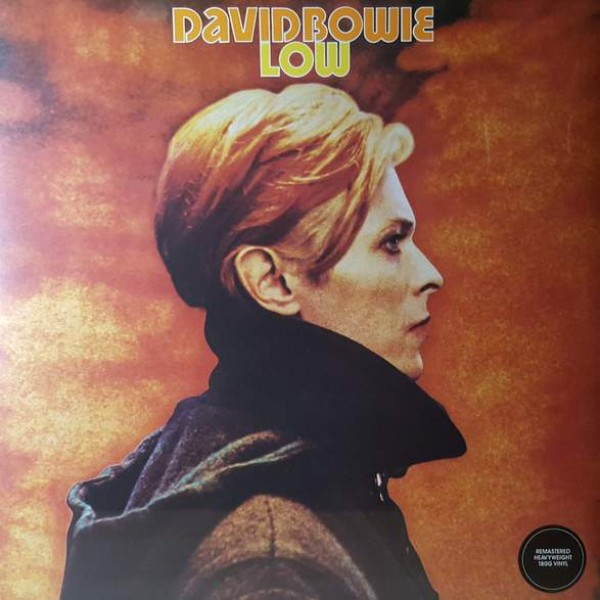 David Bowie - Low - Parlophone - DB 77821
