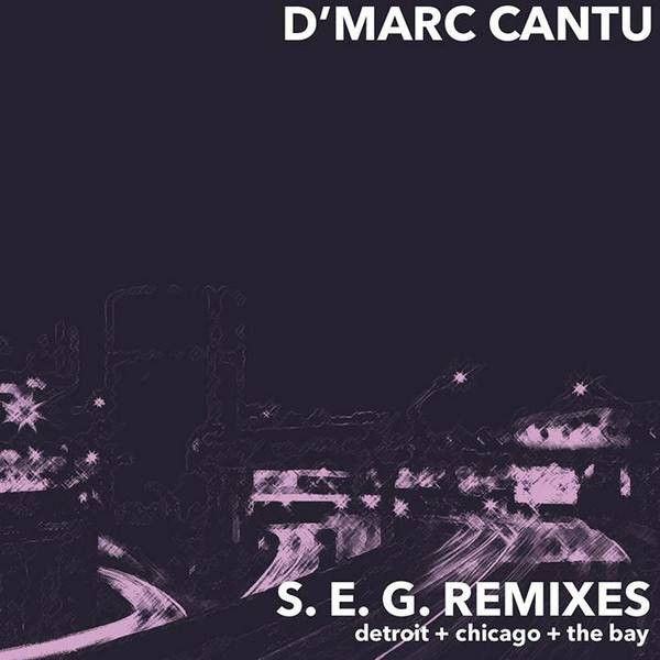 D'Marc Cantu - S.E.G. Remixes - Altered Moods Recordings - AMR 38X