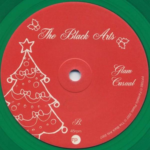 The Black Arts - Christmas Number One - Fantastic Plastic - FP7082