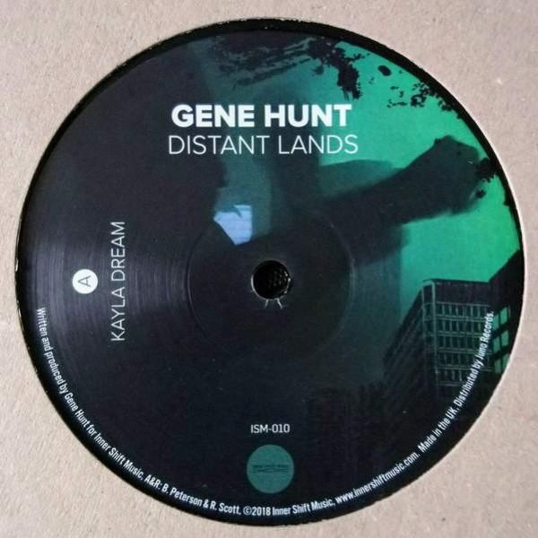 Gene Hunt - Distant Lands - Inner Shift Music - ISM-010